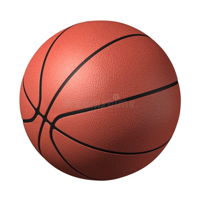 Basketball, Illustration 3D vektor abbildung