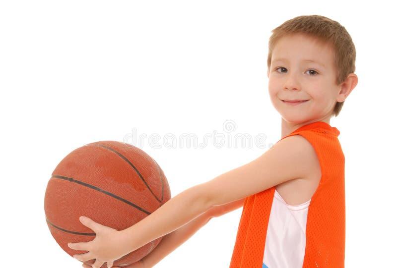 Basketball-Junge 4 stockfotos