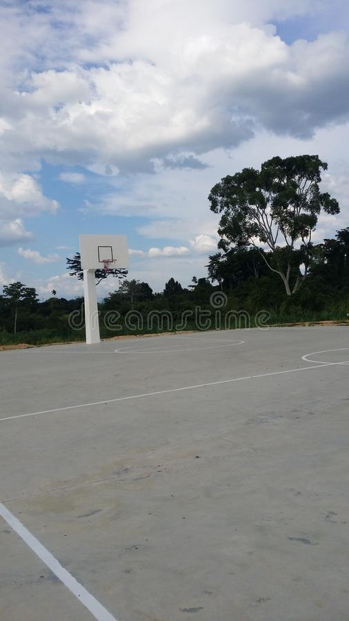 Basketball life royalty free stock photo