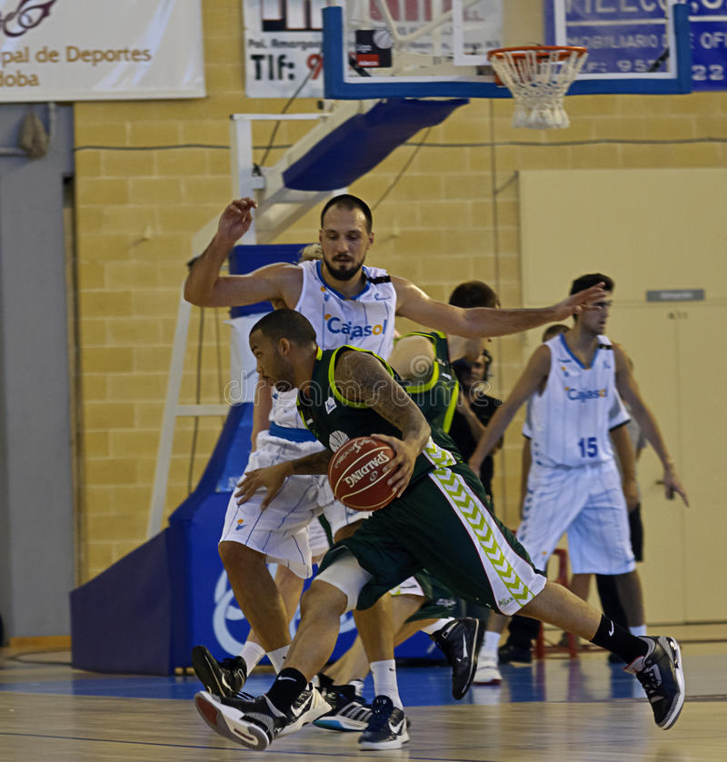Download Basketball Match, Cup Andalucia 2012 Editorial Photo - Image: 26565086