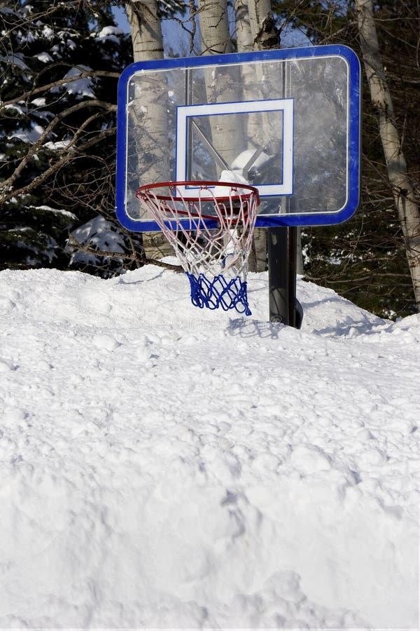 Free Basketball Off Season Royalty Free Stock Photography - 21305197