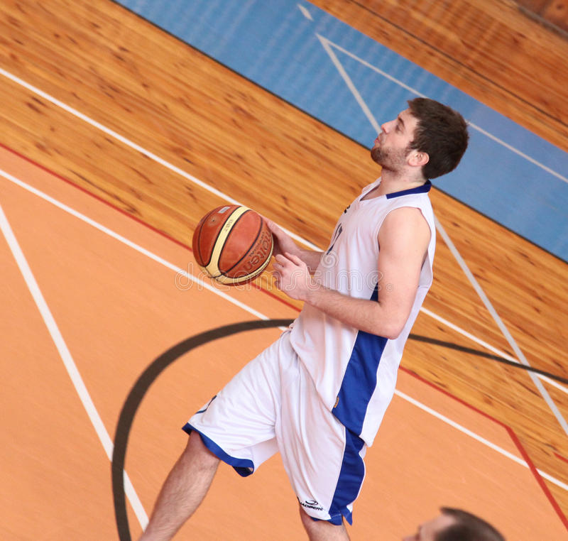 Download BASKETBALL PLAYER editorial image. Image of competition - 12861980