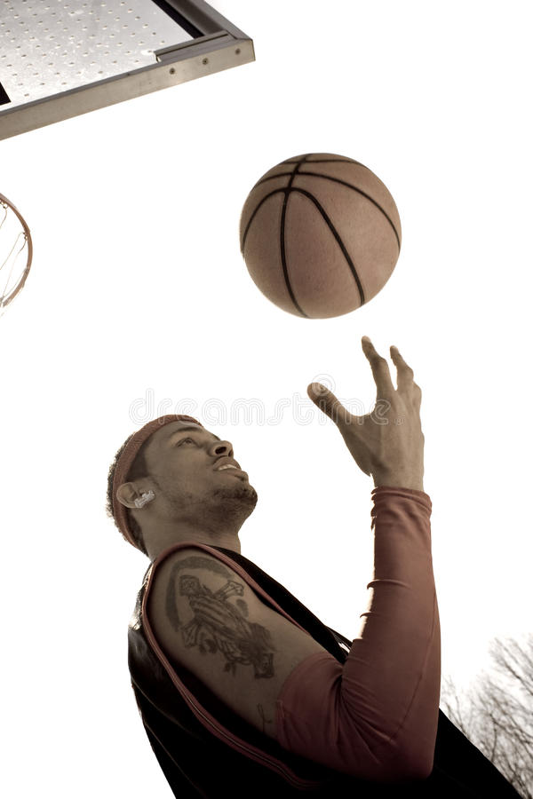 Download Basketball Player Stock Photo - Image: 12946920