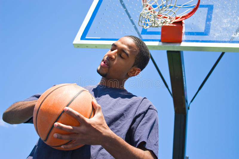 Download Basketball Player stock photo. Image of male, player - 16058038