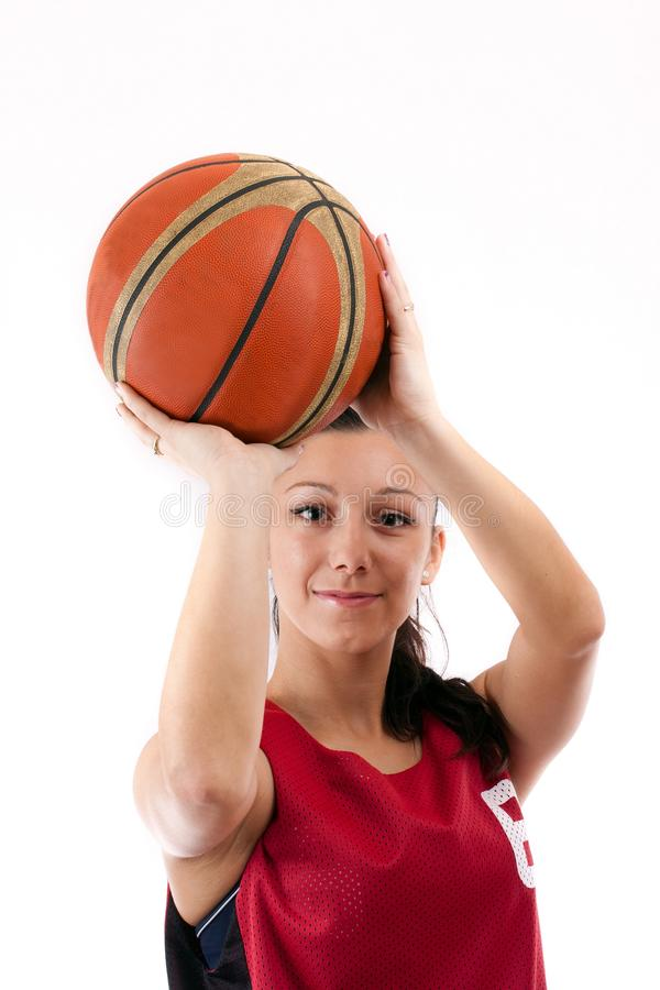 Download Basketball player stock image. Image of college, professional - 19644171