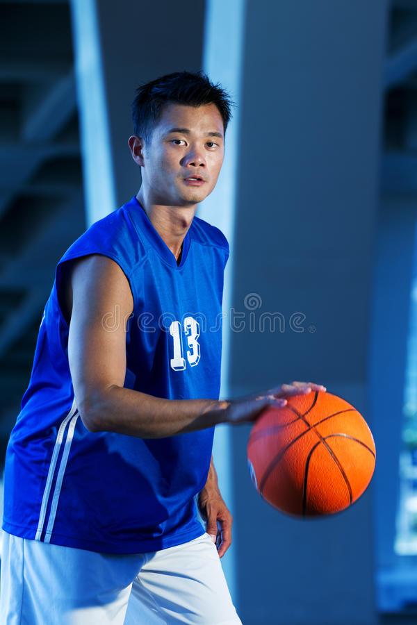 Download Basketball Player stock photo. Image of exercise, muscular - 23231910