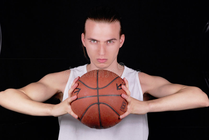 Download Basketball player stock image. Image of player, expressive - 2703595