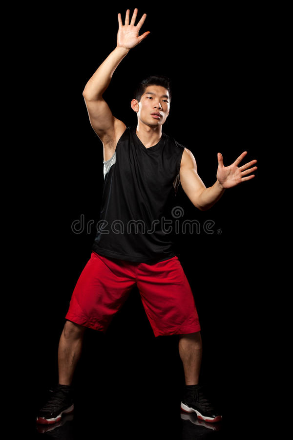 Download Basketball Player stock image. Image of sports, shot - 29055817