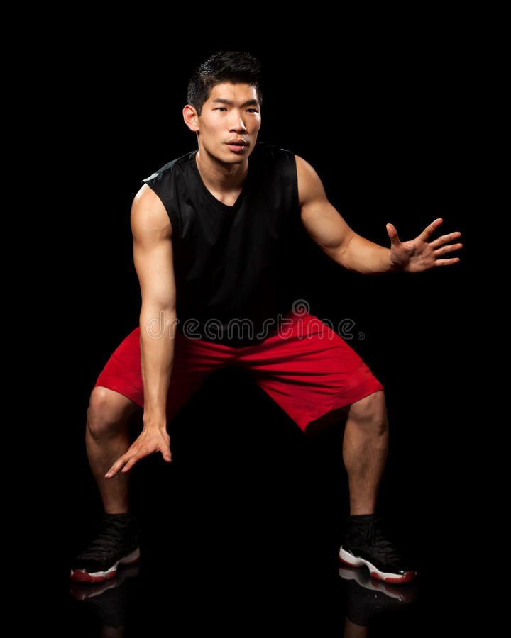 Download Basketball Player stock image. Image of young, studio - 29055825