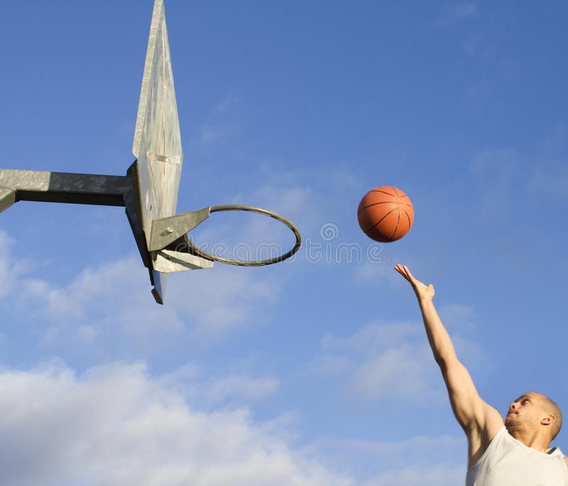 Download Basketball Player In Action Stock Photo - Image: 29078394