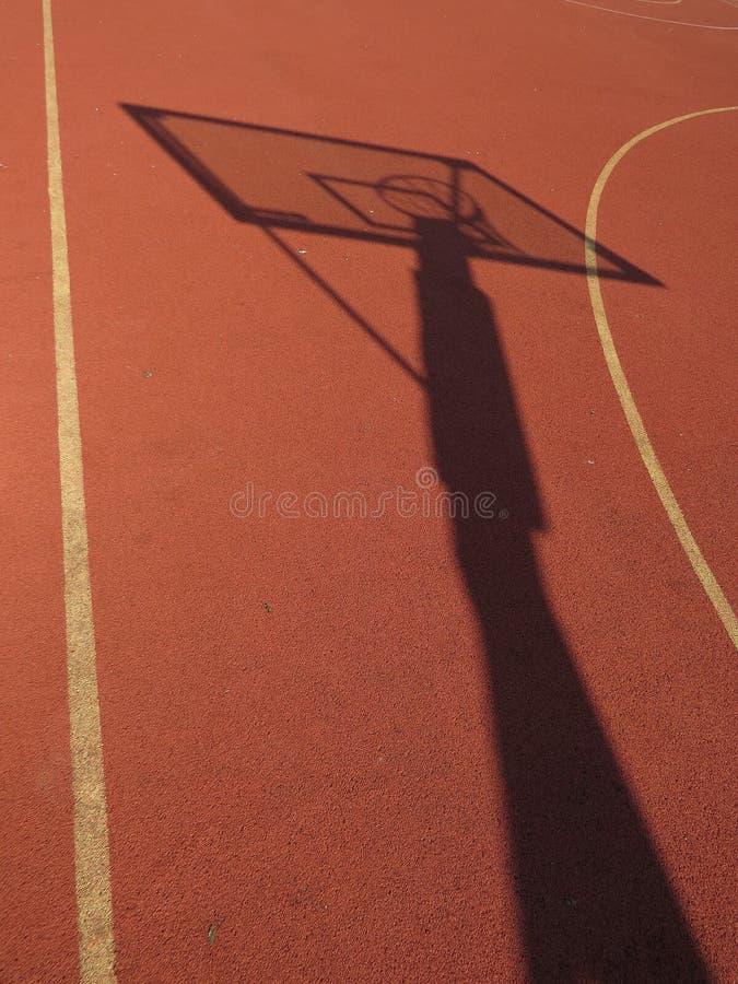 Download Basketball And Run Playground Close Up Macro Photo. Stock Photo - Image of broun, fields: 117511602