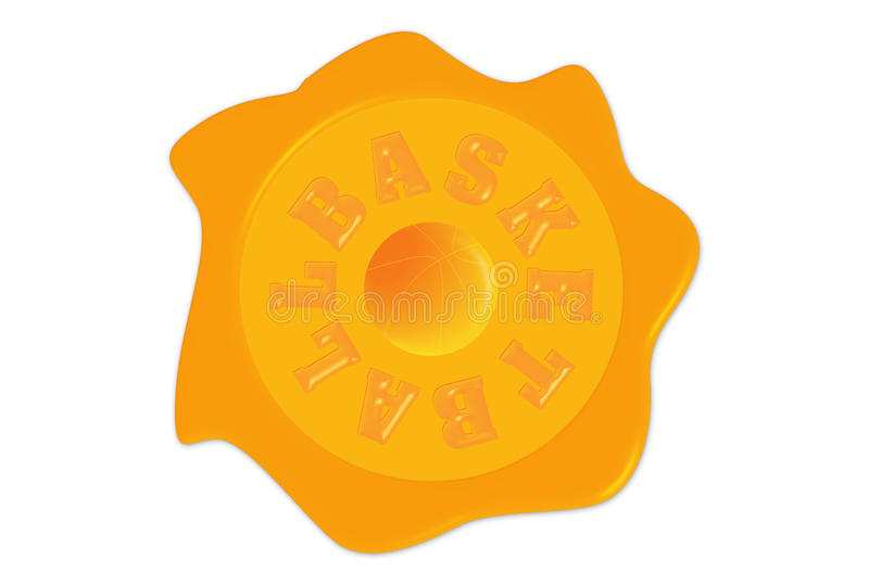 Download Basketball Seal stock illustration. Image of image, spare - 11540963
