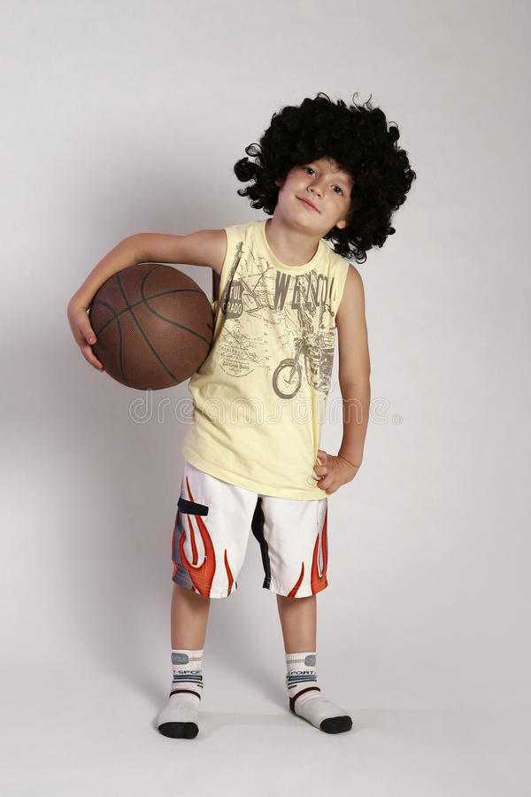 Free Basketball Star Royalty Free Stock Photo - 10252575