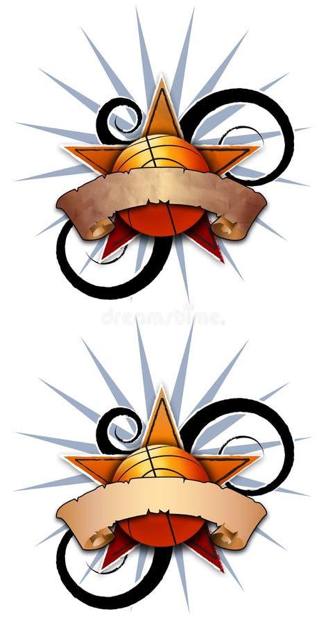 Download Basketball Star One Illustration Stock Illustration - Illustration of acting, starburst: 8223740