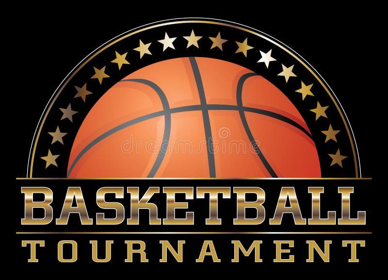 Basketball Tournament vector illustration