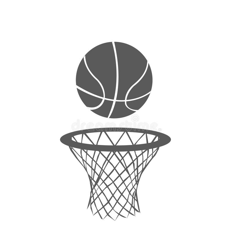 Free Basketball, Vector Royalty Free Stock Photography - 59010387