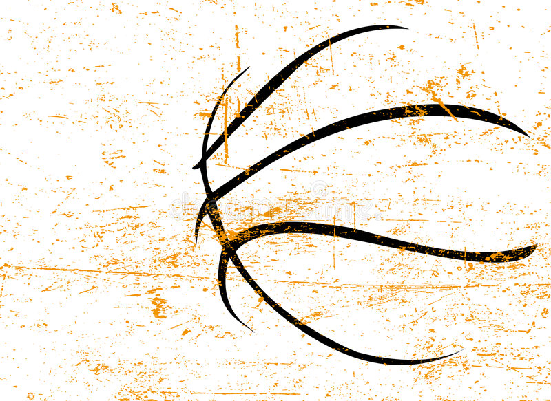 Basketball vector background vector illustration