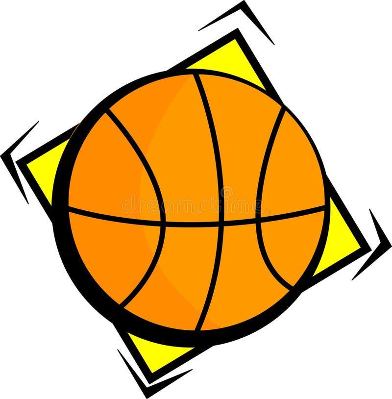 Basketball vector illustration stock illustration