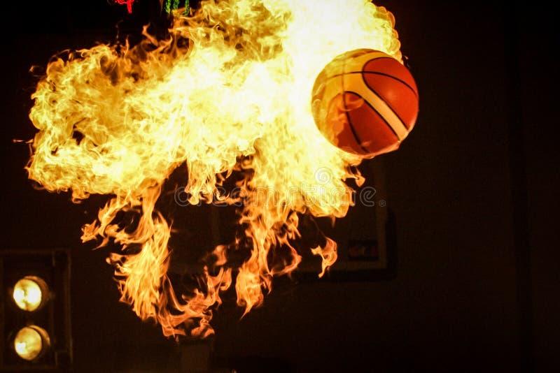 Basketball stock photo