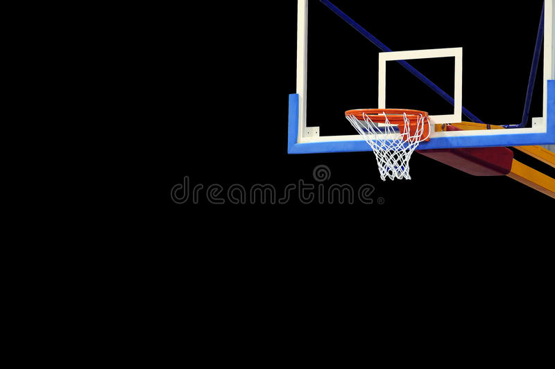 Basketballsatz stockfotos
