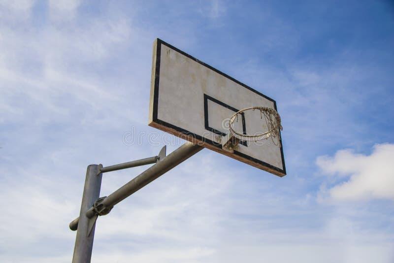 Basketbeslag royaltyfria foton