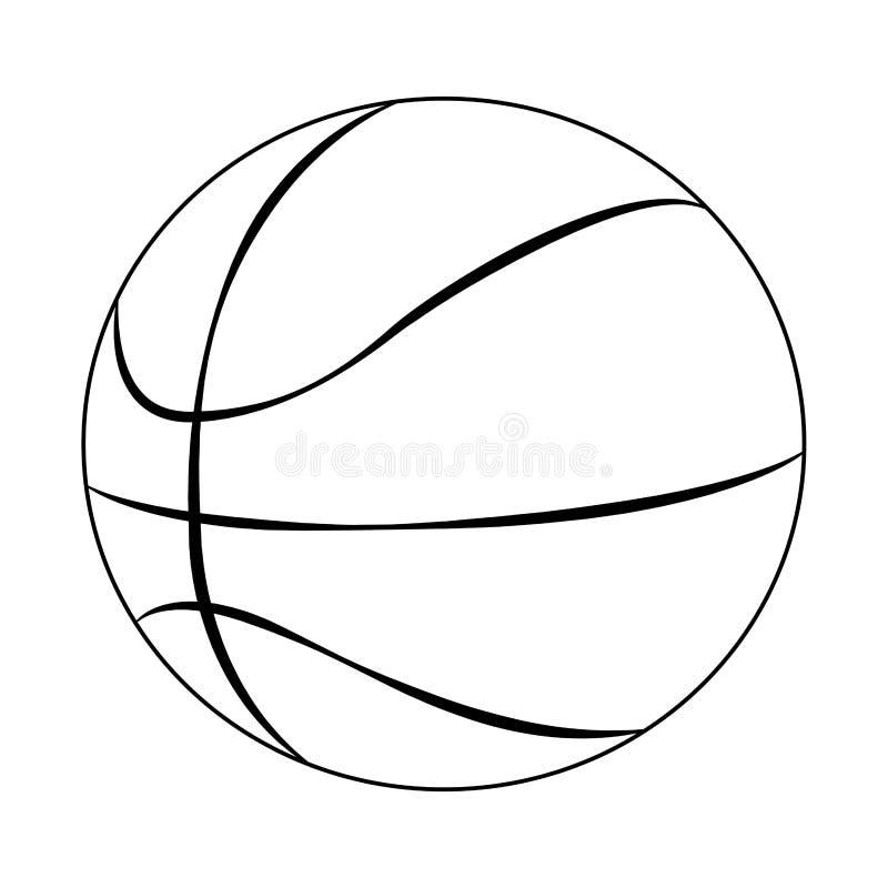 Download Basketetikett vektor illustrationer. Illustration av illustration - 106826482