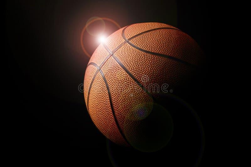 basketplanet royaltyfri fotografi