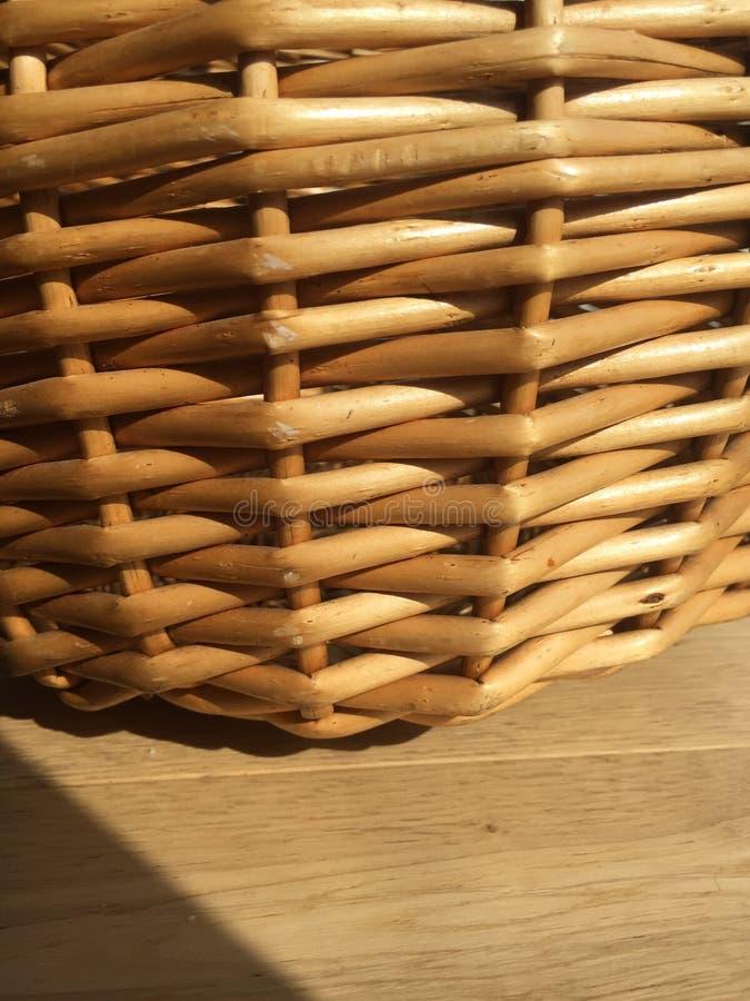 Basketry close up stock photos