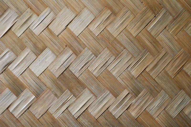 Basketry de bambu imagens de stock royalty free