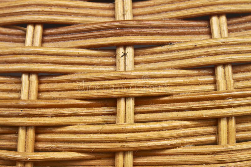 Basketry do artesanato tailandês. fotos de stock royalty free