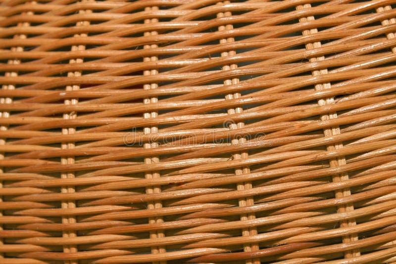 Basketry do artesanato tailandês. fotos de stock