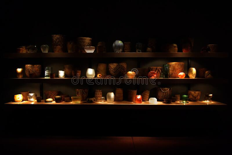 Baskets2-chihuly Gallery-seattle 2016-2184 Free Public Domain Cc0 Image