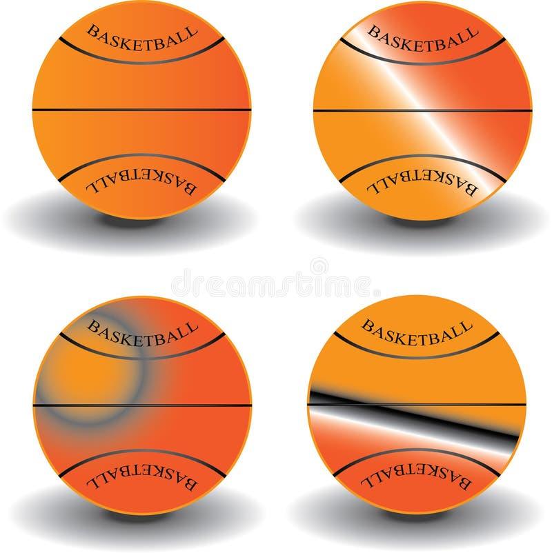 basketskulor fotografering för bildbyråer