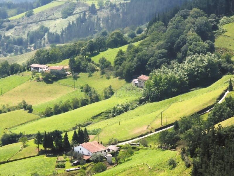 baskijscy rekompensaty zdjęcia stock