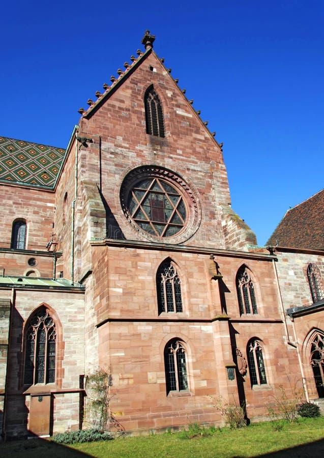 Basler Münster stock fotografie