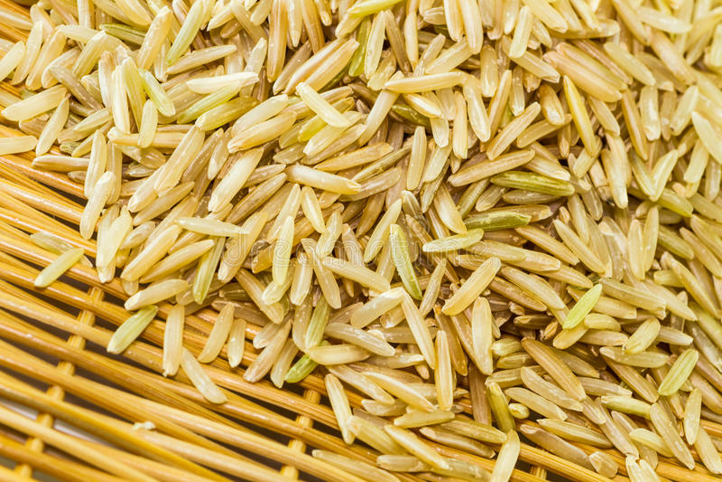 Basmati Rice royalty free stock image