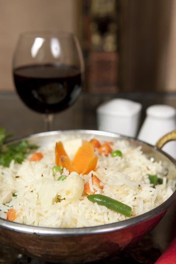 Free Basmati Rice With Moong Dhal Royalty Free Stock Image - 14821066