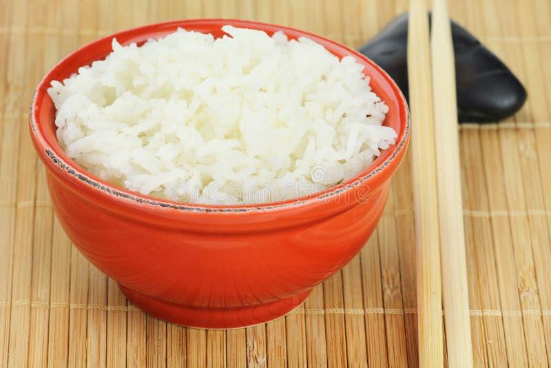 Basmati rijst royalty-vrije stock fotografie