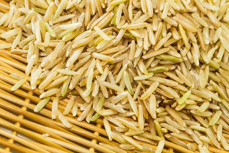 Basmati ryż obraz royalty free