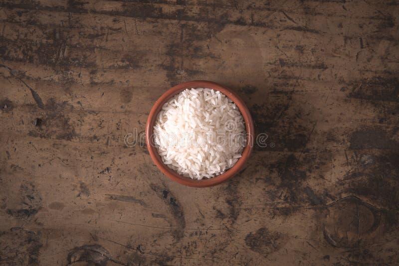 Basmati thaibonnet ρύζι στοκ φωτογραφία