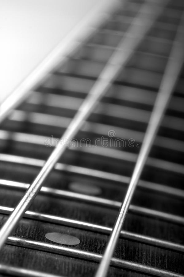 Download Bass guitar cords close up stock photo. Image of musical - 25706432