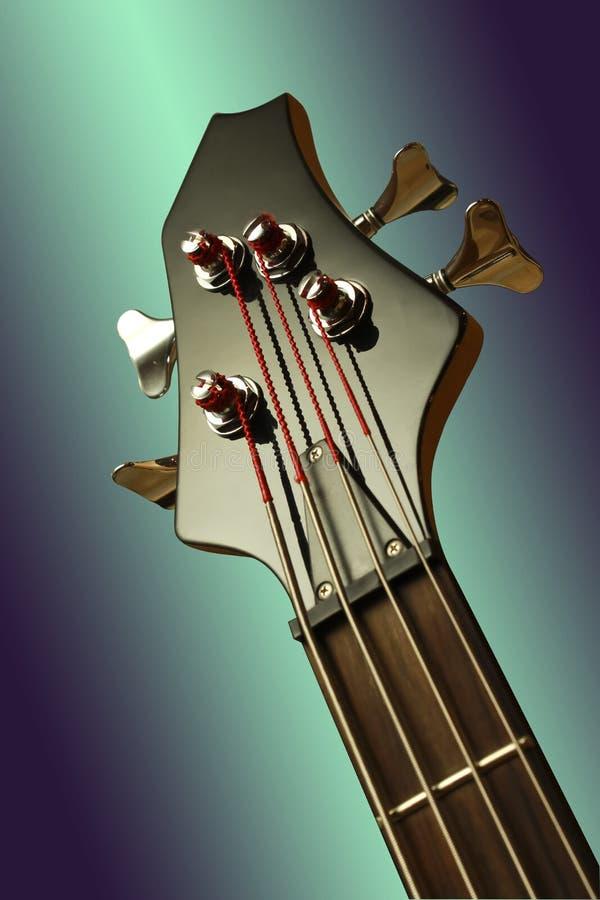 Free Bass Guitar Grip Stock Image - 22752631