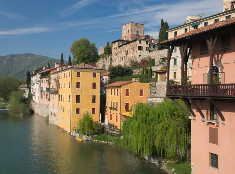 Bassano del Grappa stock photos