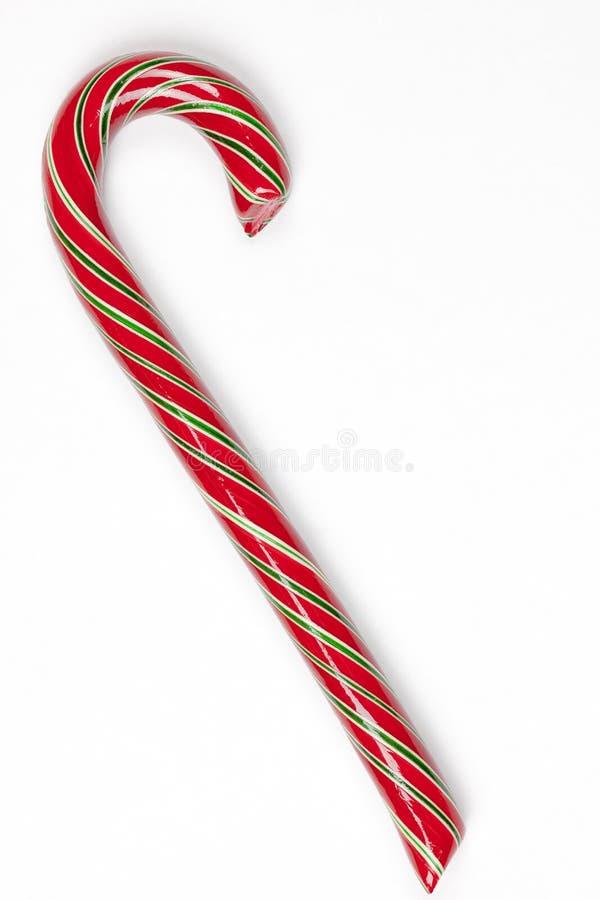 Bastón de caramelo imagen de archivo libre de regalías