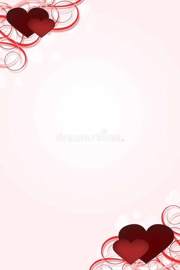 Bastante en color de rosa libre illustration