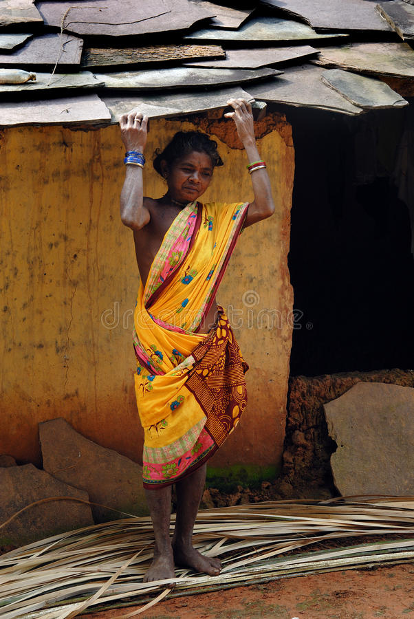 Download Bastar: The Lost Heritage editorial stock image. Image of simple - 21589724