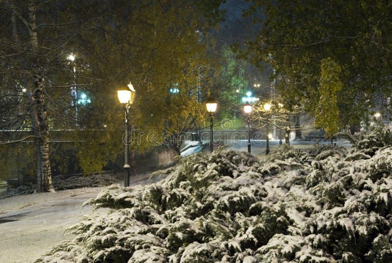 Bastejkalns-Park in Riga lettland stockfoto