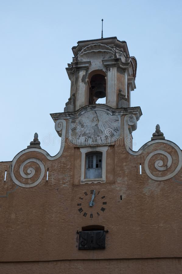Bastia, Корсика, крышка Corse, горизонт, цитадель, старый городок, архитектура, музей, детали, городская жизнь, ежедневная жизнь стоковые фотографии rf