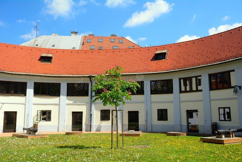 Bastion de bourreau, Kosice, Slovaquie image stock