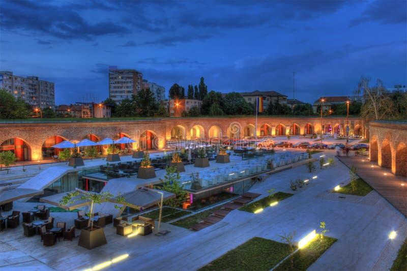 Bastionu Timisoara S Fotografia Stock